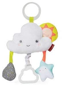Skip Hop Silver Lining Jitter Toy