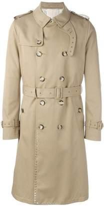 Valentino 'Rockstud' trench coat
