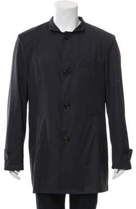 Brunello Cucinelli Lightweight Button-Up Jacket w/ Tags