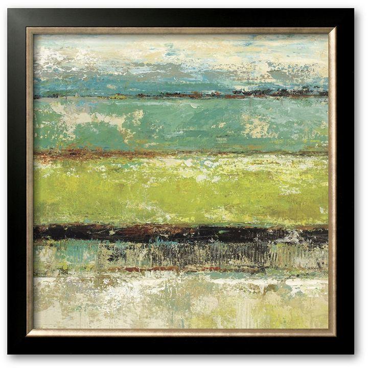 "Art.com ""Living Green II"" Framed Art Print By Michael King"