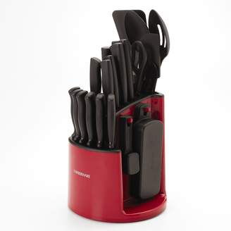 Farberware Spin & Store 30-pc. Kitchen Tool & Cutlery Set
