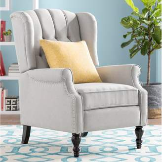 Andover Mills Leonie Manual Recliner Upholstery