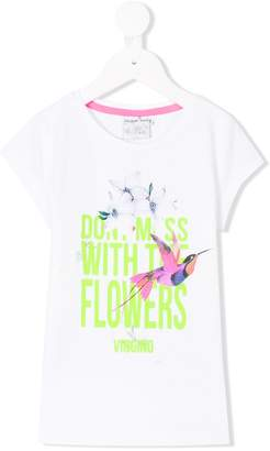 Vingino Don't Mess With The Flowers T-shirt