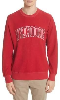 Ovadia & Sons Brooklyn Crewneck Sweatshirt