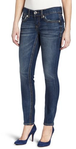 7 For All Mankind Seven7 Women's Frayed Pocket Jean
