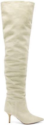 Yeezy SEASON 8 Thigh High Boot