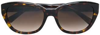 Versace Eyewear cat eye sunglasses