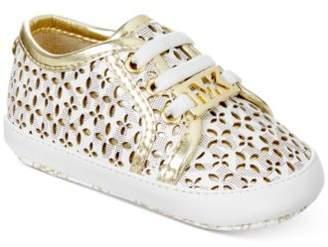 Michael Kors Baby Borium Perforated Sneakers, Baby Girls