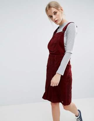 Pepe Jeans Shirley Corduroy Dungaree Dress