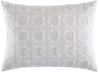 Vera Wang Origami Stitching Pillow