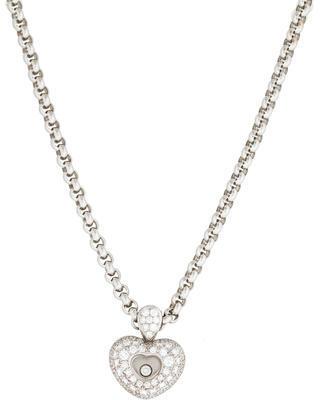 ChopardChopard Happy Diamond Heart Necklace