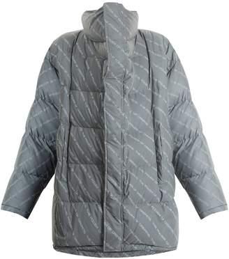 Balenciaga Power Of Dreams-print jacket