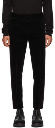 Undercover Black Corduroy Trousers