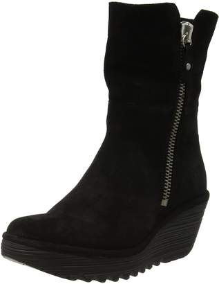 Fly London Yex Ankle Boots EU41