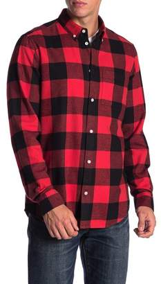 Wesc Flannel Button Shirt