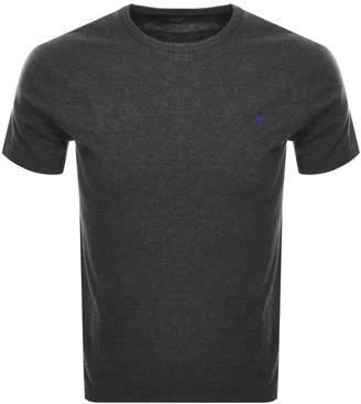 Ralph Lauren Crew Neck T Shirt Grey