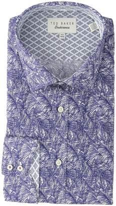 Ted Baker Messera Endurance Dress Shirt Men's Clothing
