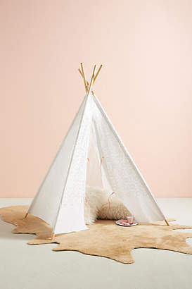 Anthropologie Eyelet Children's Tent