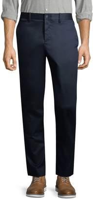 Original Penguin Men's Herringbone Tech Cotton Trousers