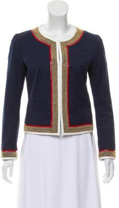 DSQUARED2 Embellished Long Sleeve Jacket