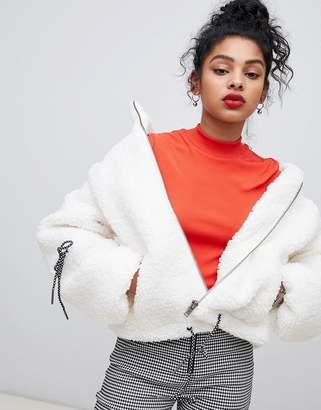 0687c2dff Side Zip Coat - ShopStyle UK