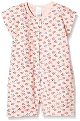 Calida Girl's Pretty Fishes Onesie,9-12 Months