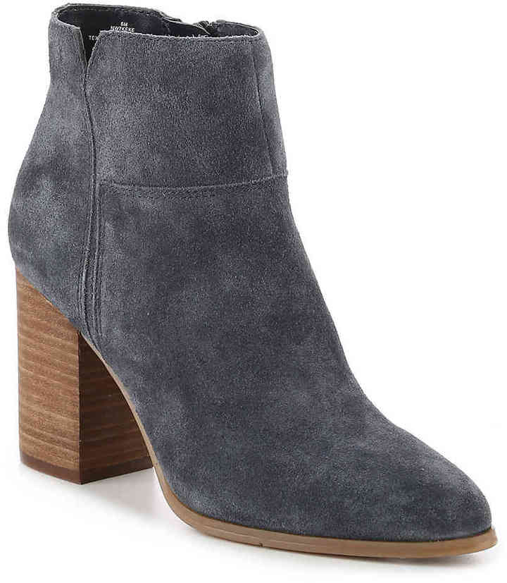 Nine West Women's Nine West Keke Bootie -Slate Blue