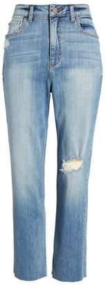 BP High Waist Crop Jeans