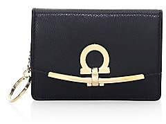 Salvatore Ferragamo Women's Gancini Leather Wallet