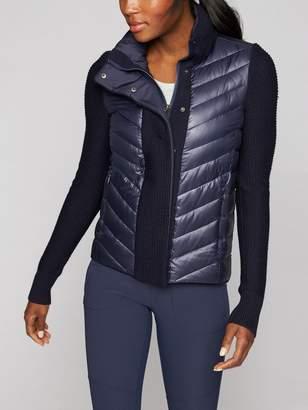 Athleta Responsible Down Sweater Jacket