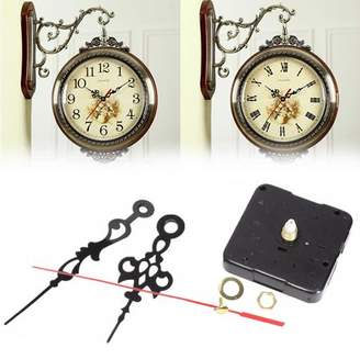 Meco Sizzler NEW Quartz Clock Movement Mechanism Module Repair DIY Kit Battery Powered With Hands