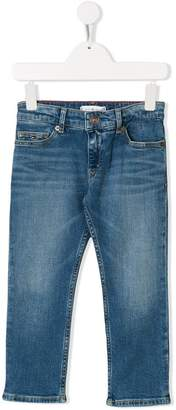 Tommy Hilfiger Junior slim faded jeans