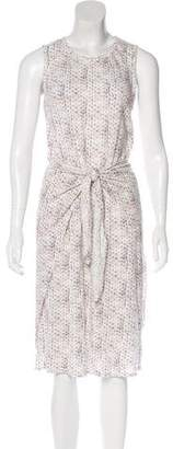 Rebecca Taylor Sleeveless Midi Dress w/ Tags