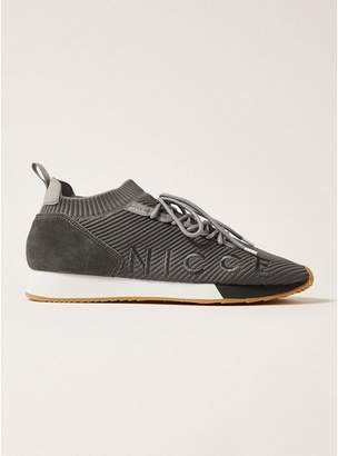 Topman Mens Grey NICCE Gray Razor Runners