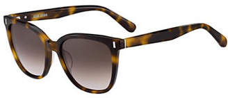 Bobbi Brown Annabel-S 53mm Rectangular Sunglasses