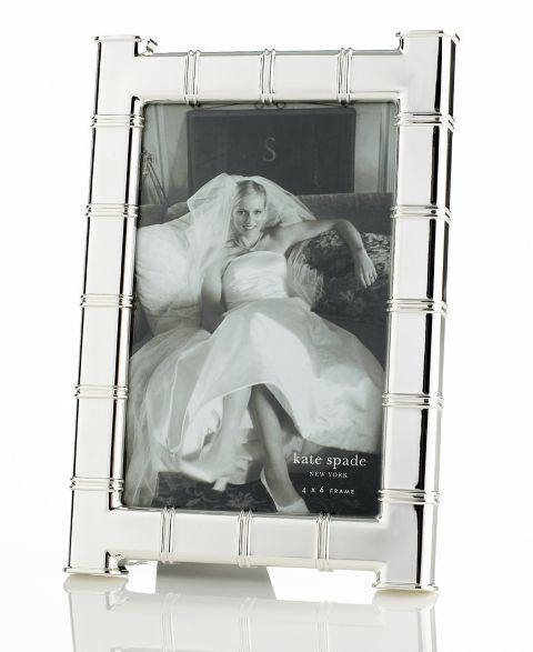 "Kate Spade Pompano Point"" Frame, 4"" x 6"""