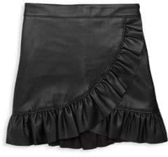 Blank NYC Girl's Ruffle Skirt