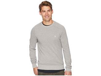Original Penguin Long Sleeve Honeycomb Pique Sweater
