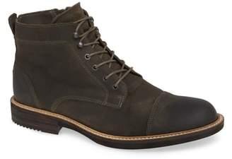 Ecco Kenton Vintage Cap Toe Boot