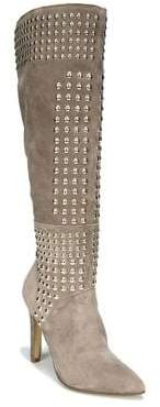 Fergie Danica Suede Tall Boots