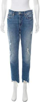 Mother The Flirt Mid-Rise Jeans