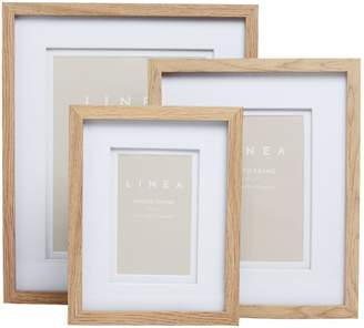 Linea Pale Wood Effect A3 Poster Frame