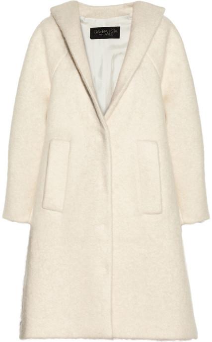 Giambattista Valli Oversized textured coat