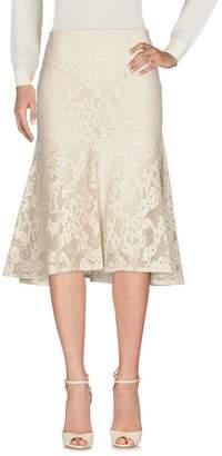 Fuzzi 3/4 length skirt