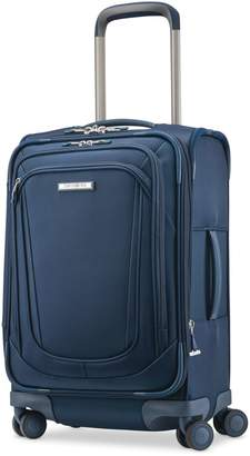 Samsonite Silhouette 21-Inch Expandable Carry-On Suitcase