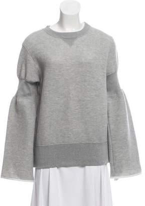 Sacai Flare Sleeve Sweatshirt w/ Tags