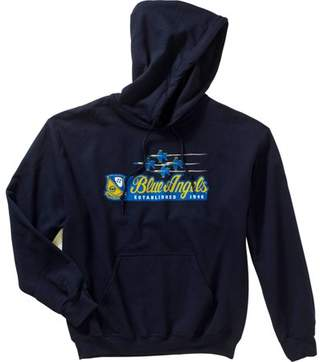 Navy Men's Military Officially Licensed Blue Angels Hoodie, 2XL