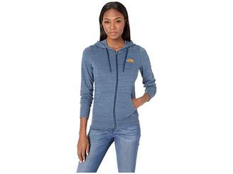 The North Face Lightweight Tri-Blend Full Zip Hoodie