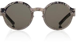 Maison Margiela Women's MMTRANSFER003 Sunglasses