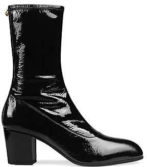 Gucci Men's Printyl Heel Boot